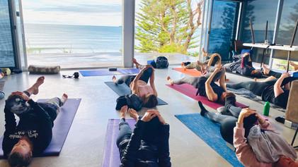Yoga retreat NSW South Coast