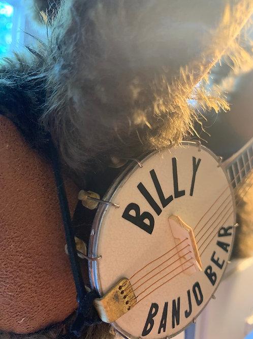 BILLY BANJO BEAR