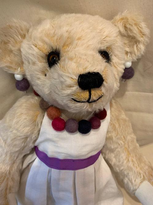 Bear Couture- Linen summer dress
