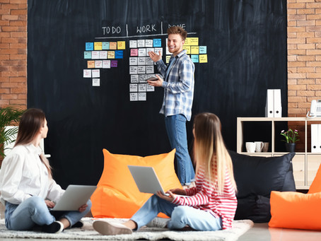 Agile Project for E-commerce