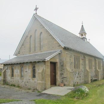 Burravoe, St Colman