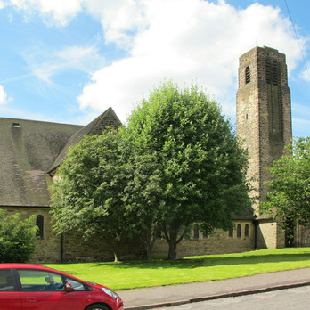 Sheffield, Millhouses, Holy Trinity