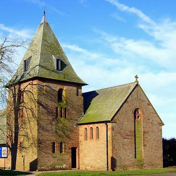 Eastriggs, St John