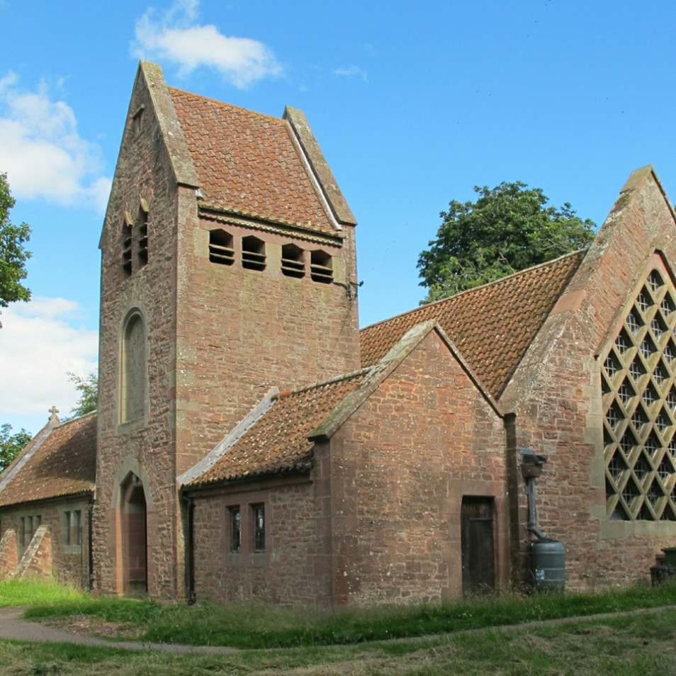 Kempley, St Edward the Confessor