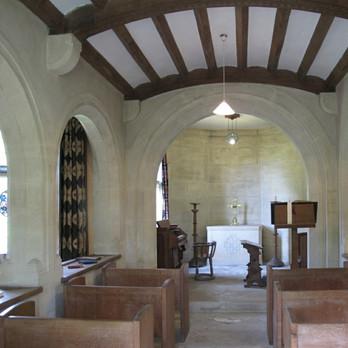 Rodmarton House Chapel
