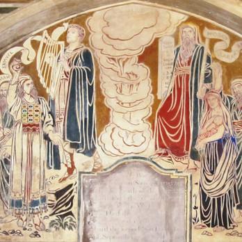 Llanfair Kilgeddin, St Mary
