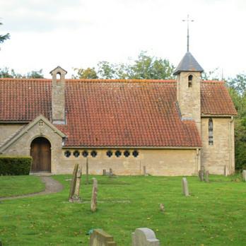 32 Curbridge,  St John the Baptist