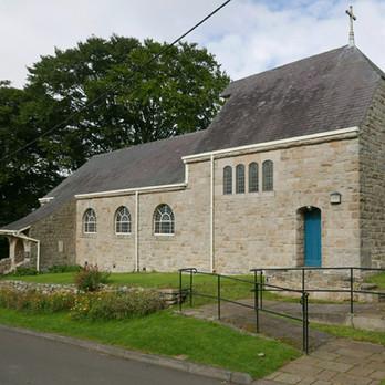 Gunnerton, St Christopher