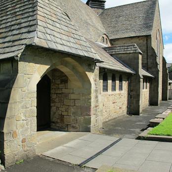 Buxton, St Mary the Virgin