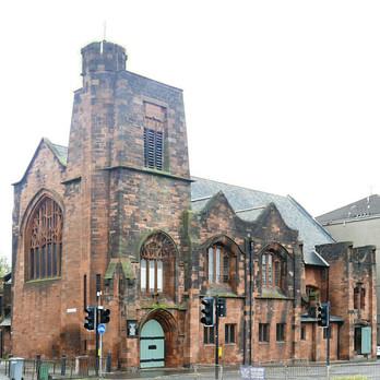 Glasgow, Queen's Cross Church