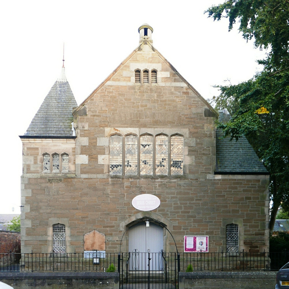 Broughty Ferry Baptist Chapel