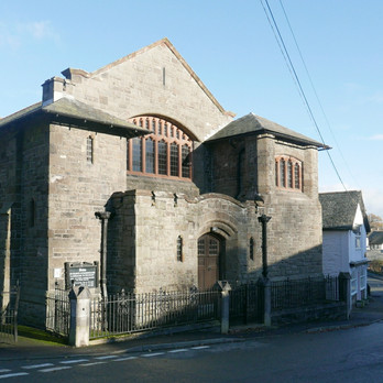Llanraeadr-ym-Mochnant, Seion Chapel