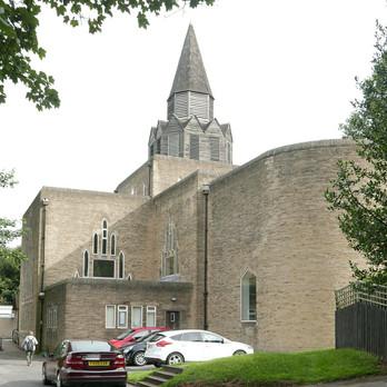 Halton. Leeds, St Wilfrid