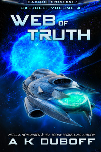 Cadicle: Book 2 - Web of Truth