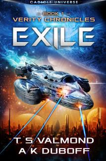 Verity: Book 1 - Exile