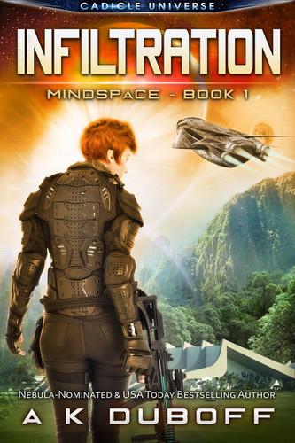 Mindspace: Book 1 - Infiltration