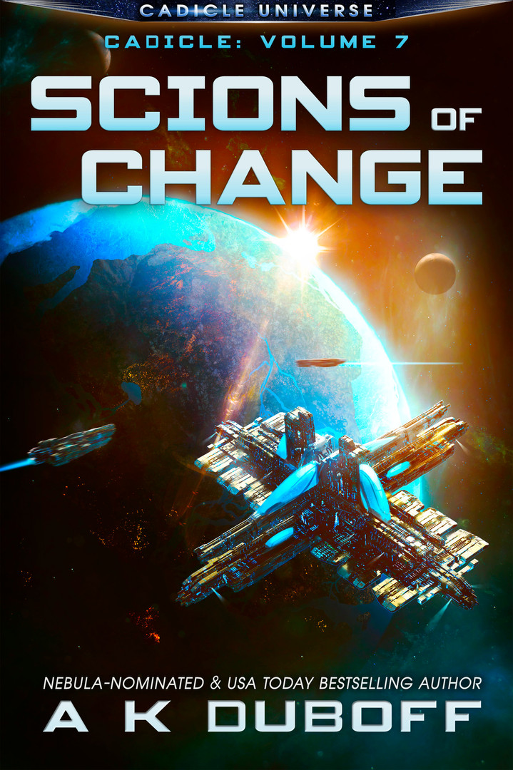 Cadicle: Book 5 - Scions of Change