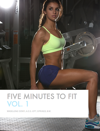 Five Minutes to Fit Vol. 1