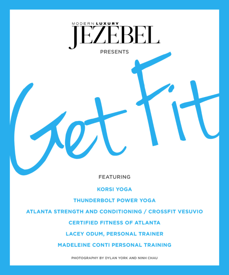 2017 Get Fit - Top Fitness Pros