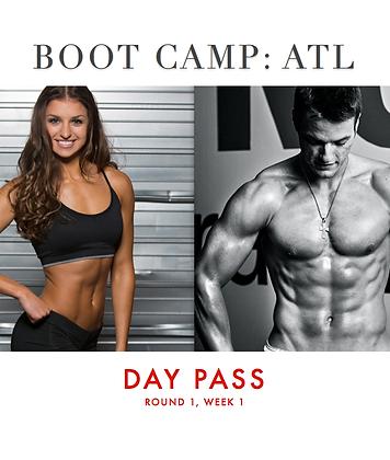 Boot Camp ATL DAY PASS Round 1 Week 1