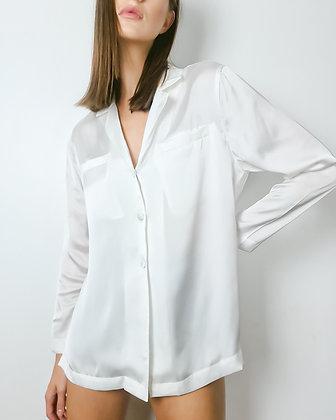 Señorita silky - satin shirt