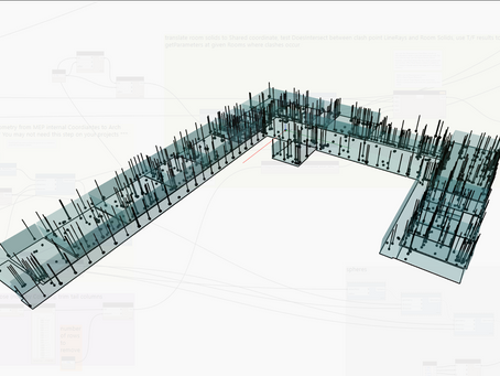 Add Room Name Locations to Navisworks Clash Reports with Dynamo & Excel