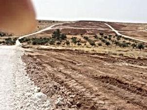 اقساط او كاش ارض للبيع الموقع بلعما ٣ دونم وا ٤٠٠ متر