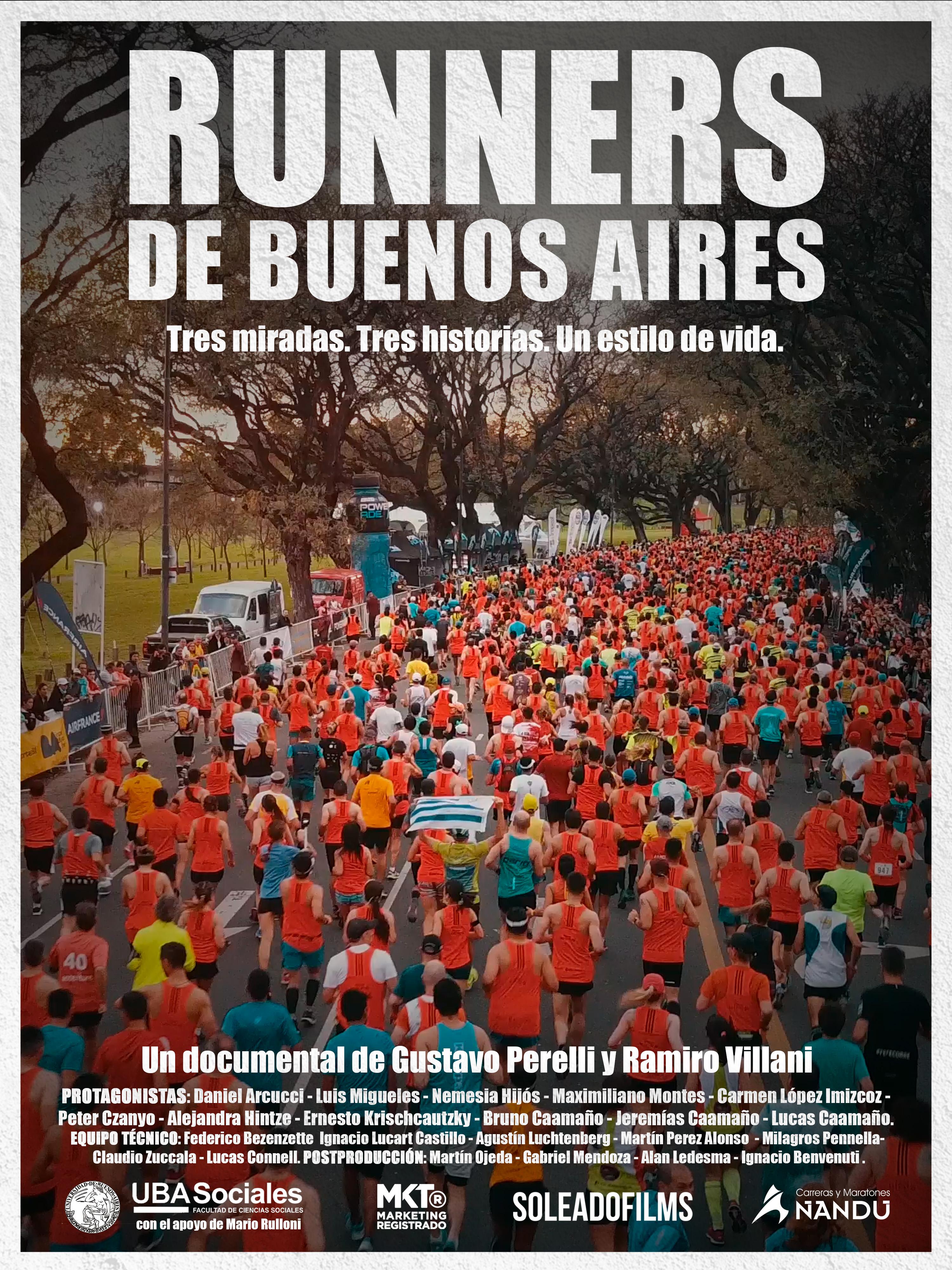 RUNNERS DE BUENOS AIRES