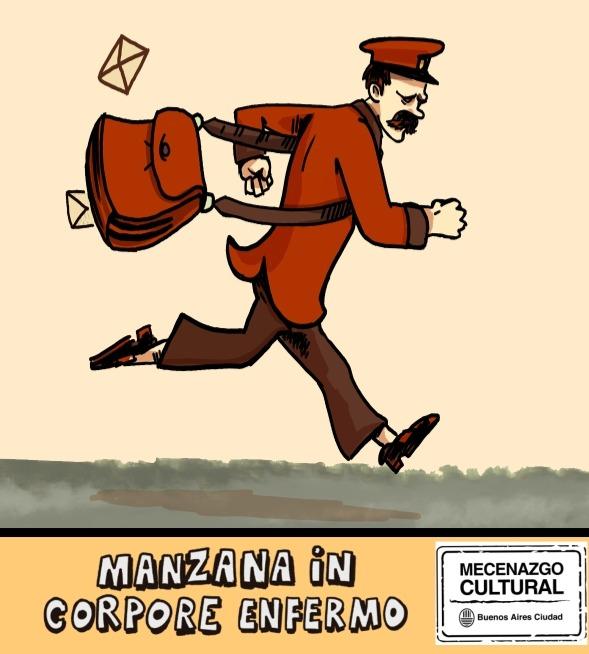 MANZANA IN CORPORE ENFERMO