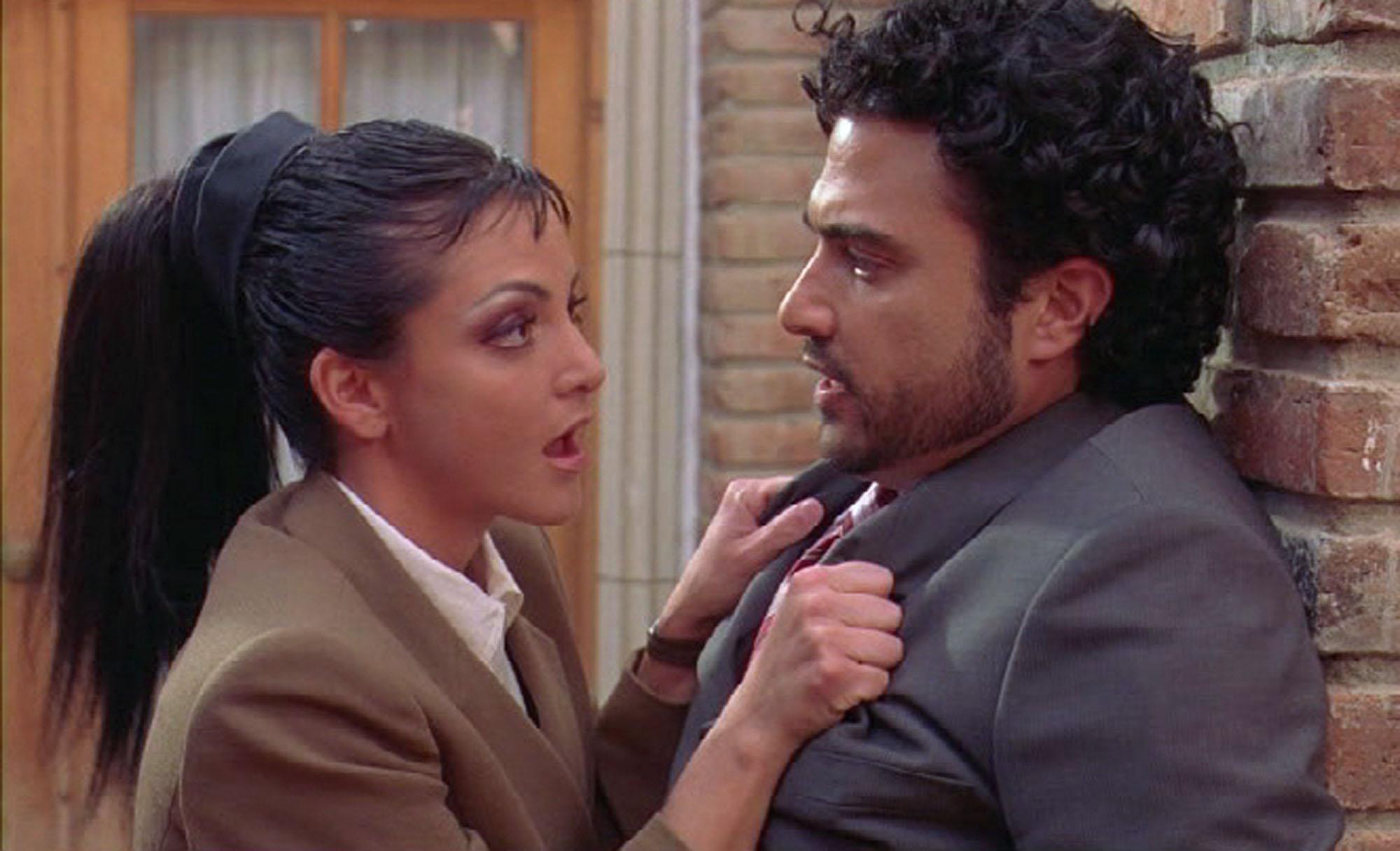 Verónica Segura y Jaime Camil