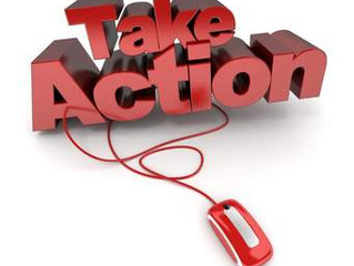 Take Action Monday!