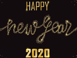 What are your 2020 plans?