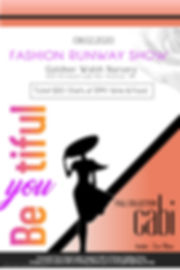 Copy of Fashion show - Made with PosterM