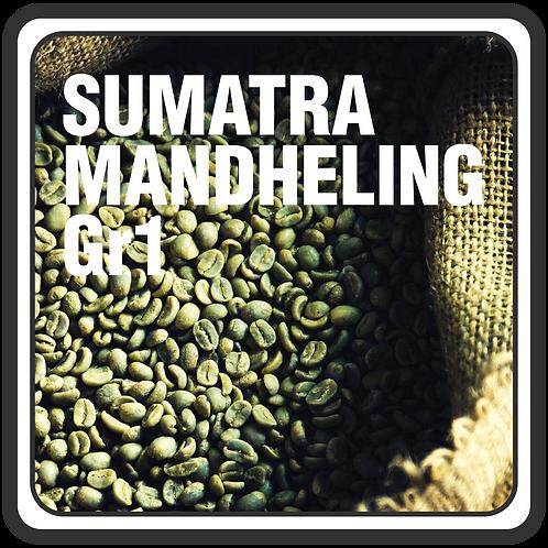 Sumatra Mandheling Medium Roast - 12 oz