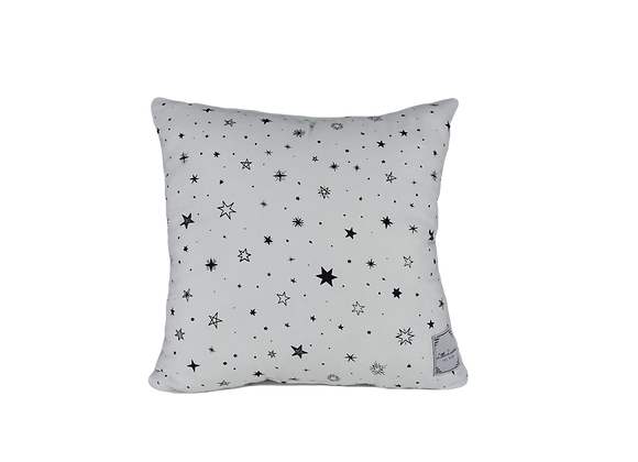 DECORATIVE PILLOW SQUARE - STARS EVERYWHERE