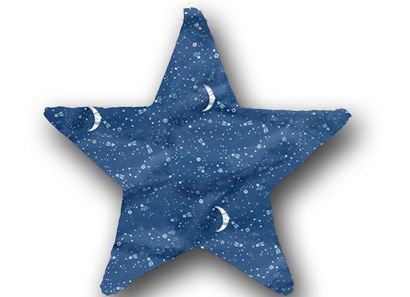 ΔΙΑΚΟΣΜΗΤΙΚΟ ΜΑΞΙΛΑΡΙ  ΑΣΤΕΡΙ - MIDNIGHT STARS