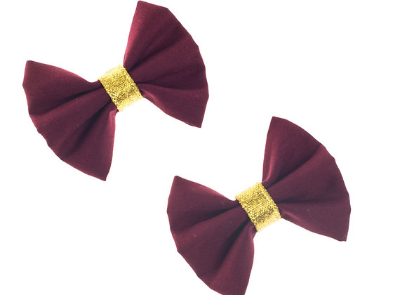 HAIRCLIPS - SET OF TWO PIECES  ΑΒ069