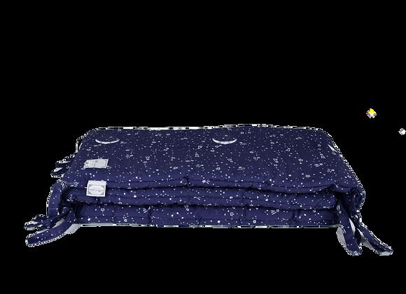 BED BUMPER -  MIDNIGHT STARS