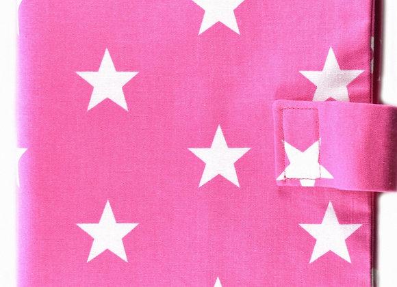ΚΑΛΥΜΜΑ ΒΙΒΛΙΑΡΙΟΥ PINK STARS
