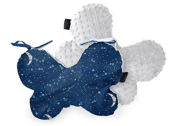 STROLLER PILLOW - MIDNIGHT STARS