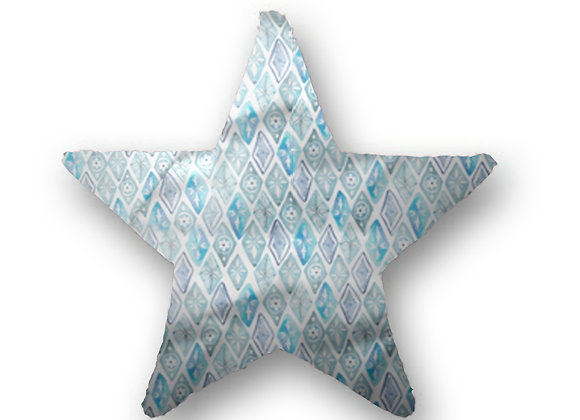 DECORATIVE PILLOW STAR   - RENAISSANCE