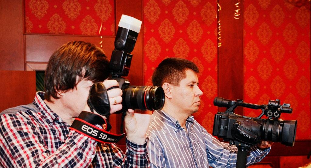 Видео-фотосъемка