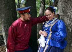 Ансамбль казачьей песни Благовест