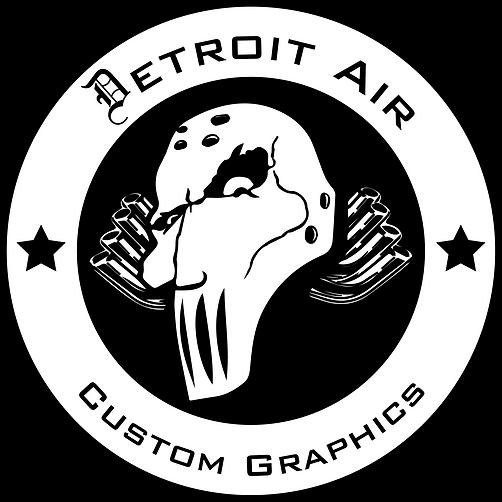 DetroitAirFX Goalie Mask Artist