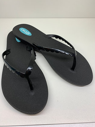 Oka-B Bristol Sandals Licorice/Licorice