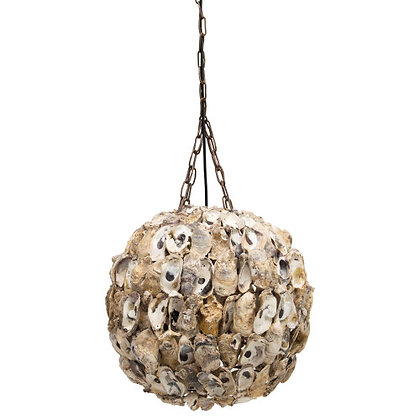 Oyster Shell Pendant Lamp