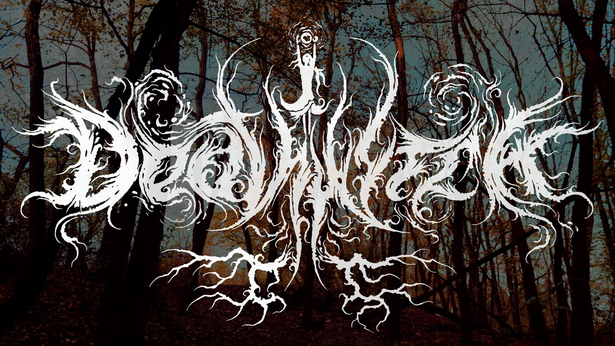 Logo for Deathwytch band