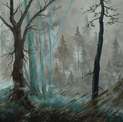 Wraith of the fallen grove