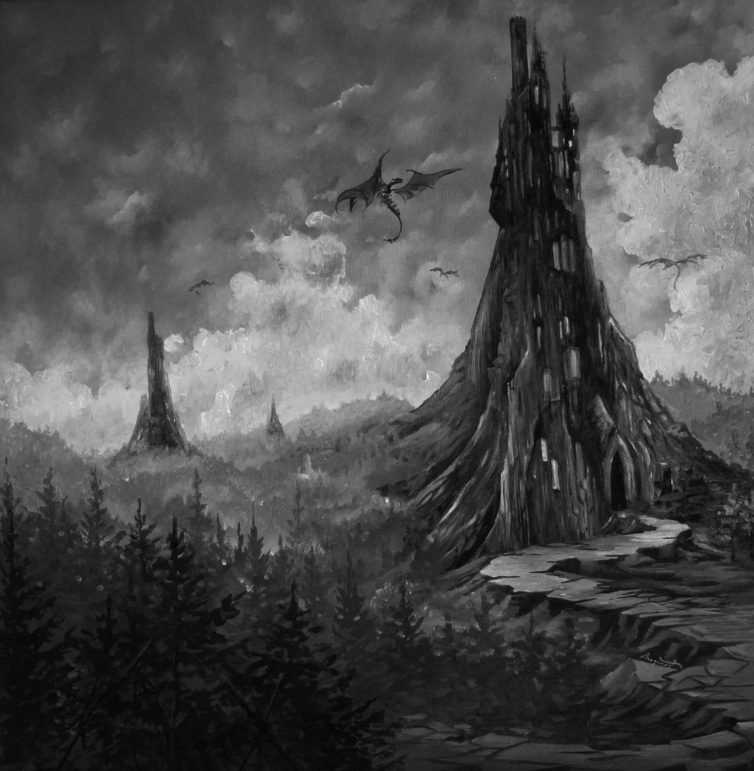 Druadan Forest