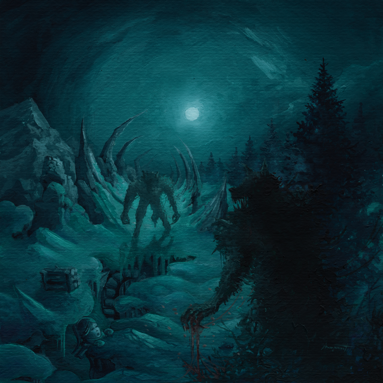 Icebound Den